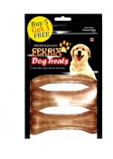 Fekrix Natural Bone Dog Treats small 4 pc