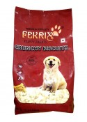 Fekrix Milk Flavour Puppy Biscuits 1kg