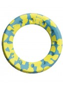 Pet Brands Foaber Roll Ring Foam Rubber Hybrid Toy Mixed 10cm