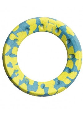 Pet Brands Foaber Roll Ring Foam Rubber Hybrid Toy Mixed 10cm