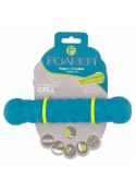 Pet Brands Foaber Stick Foam Rubber Hybrid Pet Toy Blue 16cm