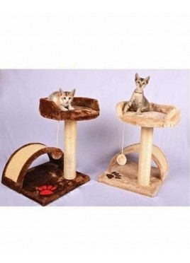 Glenand Level Scratchpad Cat Tree SBE217