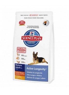 Hills Science Plan Canine Adult Light Large Breed Chicken Brb Food 18Kg