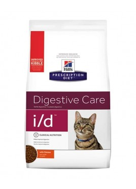 Hills Prescription Diet Feline I/D Dry Cat Chicken Food 1.5KG
