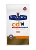 Hills Prescription Diet Feline C/D Dry Cat  Food  1.5kg