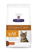 Hill's Prescription Diet Feline S/D Dry Chicken Cat Food 1.5Kg