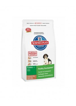 Hills Science Plan Puppy Lamb and  Rice 3 kg