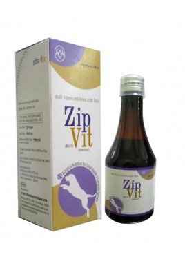 Intas Zip Vit Multi Vitamin Supplement 200 Ml