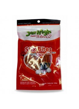 Jerhigh Stix Bites Dog Treats - 100 gm