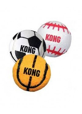 Kong Dog Sports Ball Small Toy