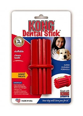 Kong Dental Rubber Stick Dog Toy Large