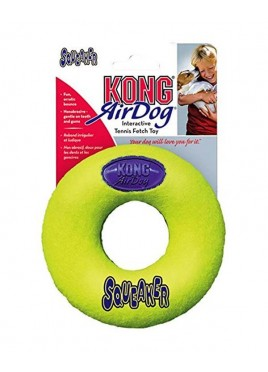 Kong Air Squeaker Donut Dog Toys