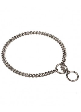 Kennel Doggy Articles Choke Chain No. 2(3 mm)