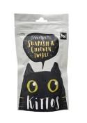 Kittos Sunfish And Chicken Twirls Cat Snacks 35 Gm (Pack of 2)