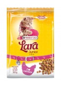 Lara Delicious Chunks With Chicken For Kittens Food 350 Gm