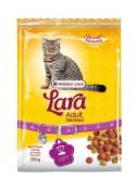 Lara Delicious Chunks With Chicken Sterilized Adult Cat Food 350 Gm