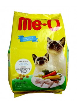 Me-O Chicken & Veg Food For Adult Cat (1.2kg)