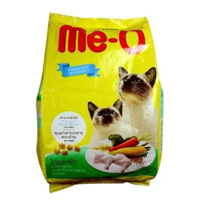 Me-O Chicken & Veg Food For Adult Cat (1.2kg)