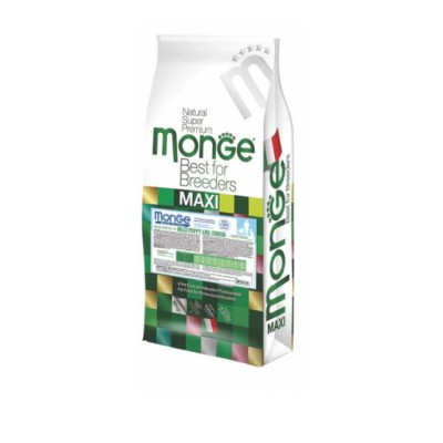 Monge Food Maxi Puppy And Junior 1.5 Kg