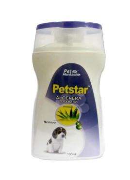 Mankind Pet Star Aloe Vera Dog Shampoo 100ml