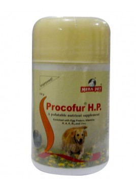 Mera Pet Procofur HP Dog Supplement 120Gm