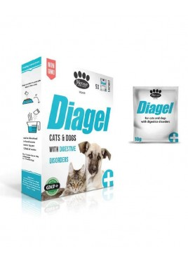 Mervue Diagel Constipation or Diarrhoea for Cats and Dogs