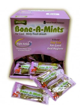 NPIC Bone-A-Mints Mini Bone Treats 62 pcs