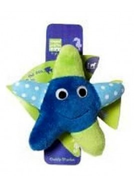 Pet Brands Cuddly Starfish Plush Toy 10 cm
