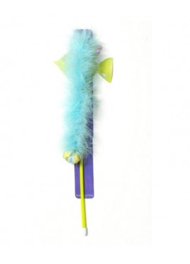 Pet Brands Sea Feather Coral Cat Toy Teaser