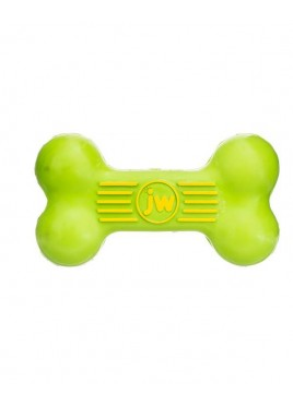 Pet Brands Rubber Squeaky Bone  Dog Toys