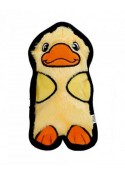 Pet Brands Invincible Mini Plush Duck Dog Toys