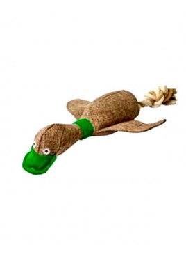 Pet Brands Duck Quacks Barney Toy For Dog