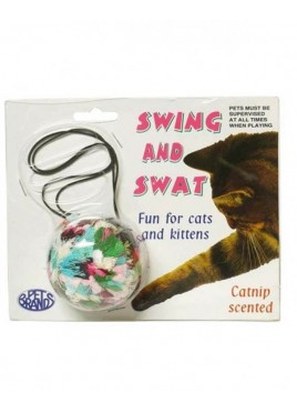 Pet Brands Swing And Swat fun for cat or kitten
