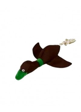 Pet Brands Duck Shaped Thrower Toy For Dog
