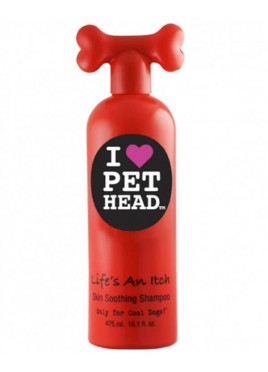 Pet Head Dog Life's An-Itch Shampoo 475ml