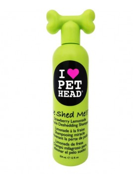 Pet heads De Shed Me Dog Shampoo 354ml