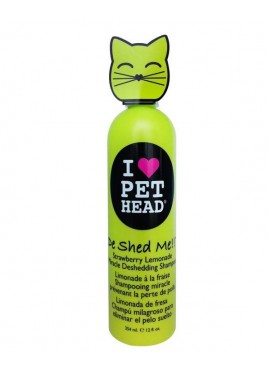 Pet Heads De Shed Me Cat Shampoo 354ml