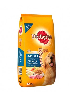 Pedigree Adult Dog Food Chicken & Vegetables-15 kg