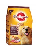 Pedigree Adult Dog Food Meat & Rice  - 1.2 Kg