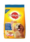 Pedigree Adult Dog Food Chicken & Vegetables-1.2kg