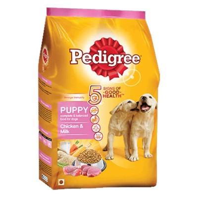 Pedigree Dog Food Price List In India