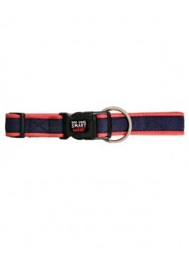 Dog Gone Smart Collar Red Navy
