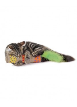 Petstages Hug Kick and Scratch Fun For Cats