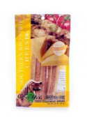 Rena Dog Treats Southern BBQ Strip Cheese 113Gm