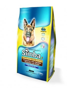 Simba Croquettes With Chicken Dog Food 800 gm