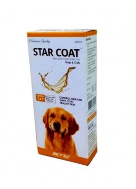 Sky Ec Star Coat Skin And Coat Tonic 200 Ml