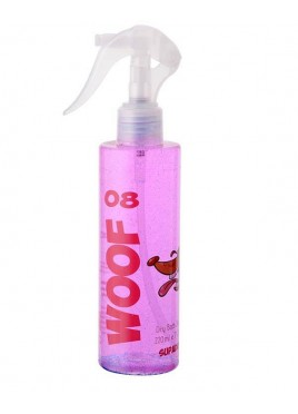 Supadogs Woof Waterless Shampoo Dry Bath For Dogs 220ml