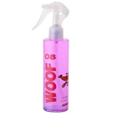 Supadogs Woof Waterless Shampoo Dry Bath For Dogs 220ml
