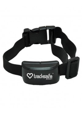 Tracksafe Buddy Pet Collar with GPS Tracker Device