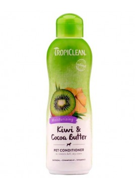 TropiClean Kiwi & Cocoa Butter For Dog And Cat Conditioner 335 Ml